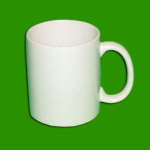 Bela foto skodelica - Print Mug