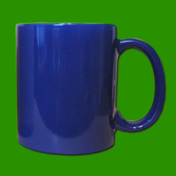 Modra čarobna skodelica za tisk - Magic Print Mug