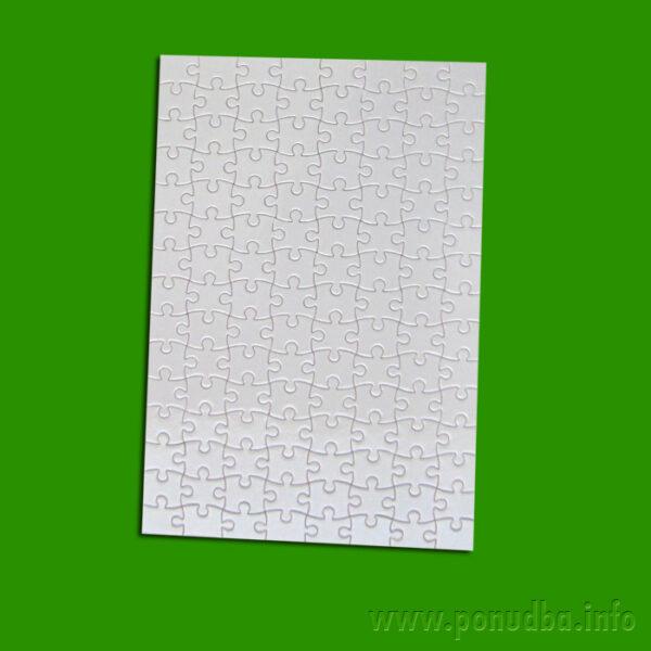 Puzzle - A4 sestavljanka